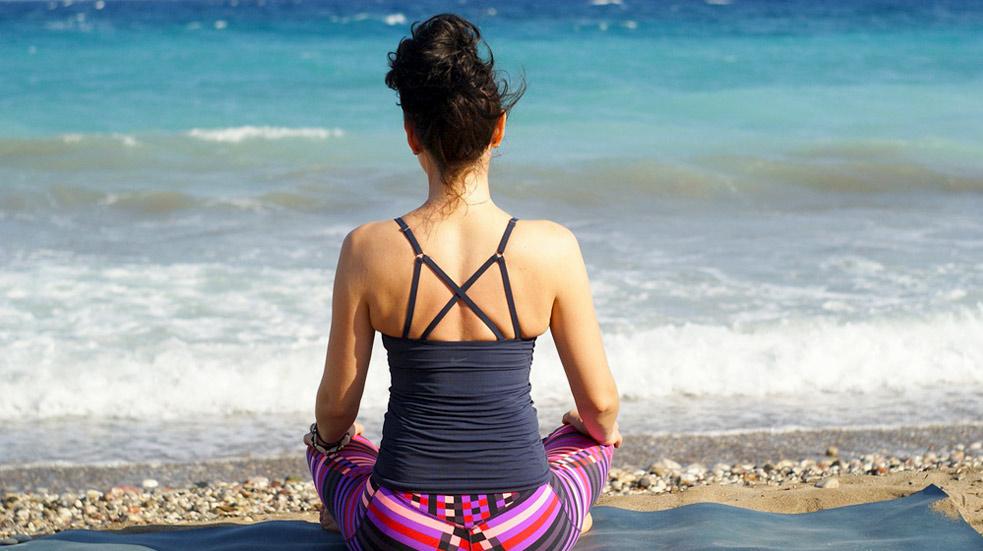 Joga A Meditace Bali
