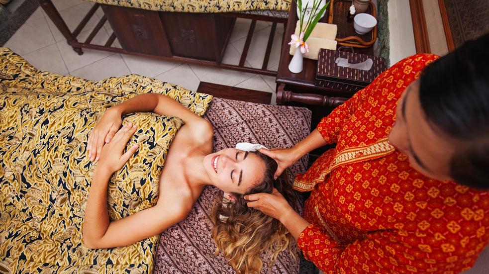 Masáže Na Bali