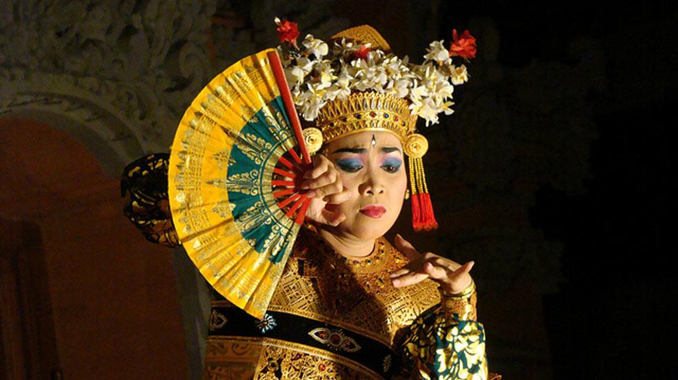 Tanec Bali