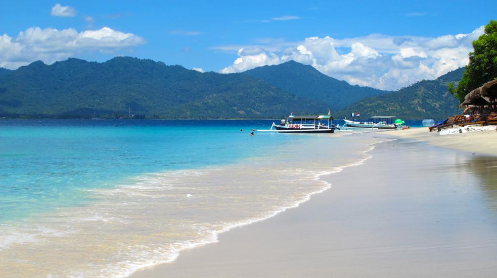 Ostrovy Gili