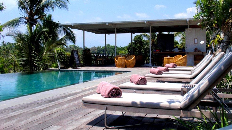 Ubytovani Na Bali