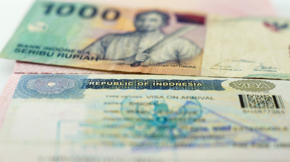 víza indonésie