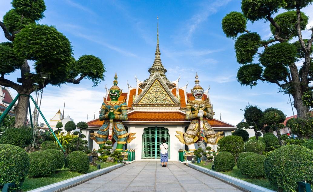 Thajsko, Malajsie, Kambodža, Indonésie, Singapur