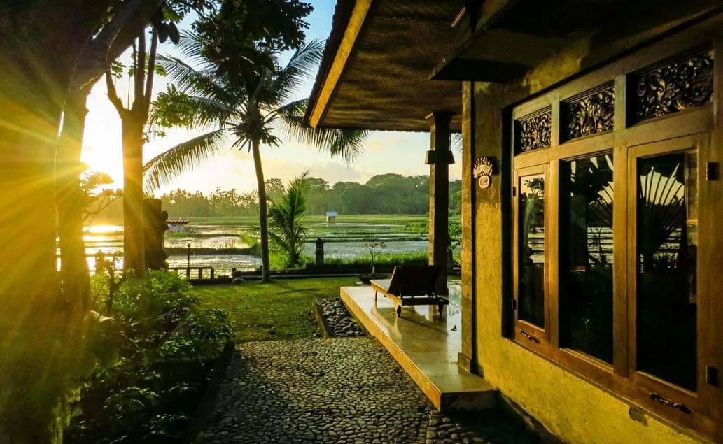 Kouzlo Bali a Jelení ostrov
