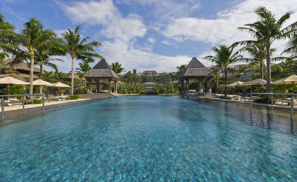 The Ritz-Carlton 5*****, pláž Nusa Dua