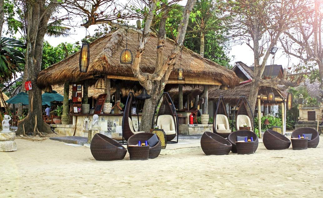 Novotel Bali Benoa 5*****, pláž Tanjung Benoa