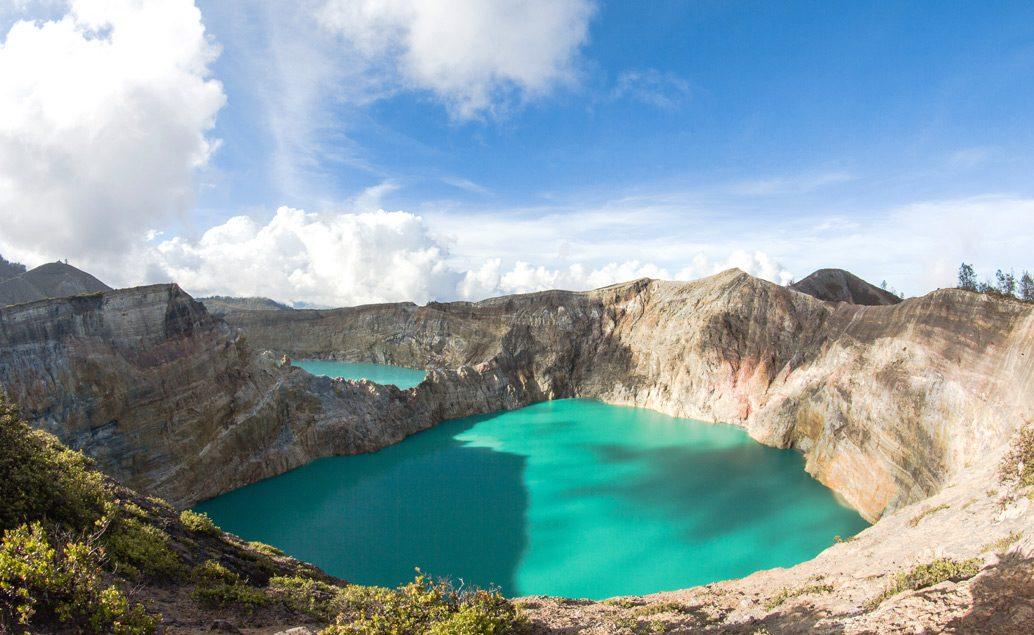Příroda Floresu, komodský drak a mystické Bali