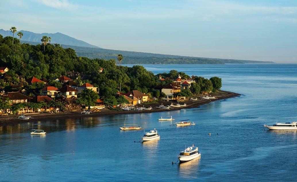 Potápění na Bali s zážitkovým programem
