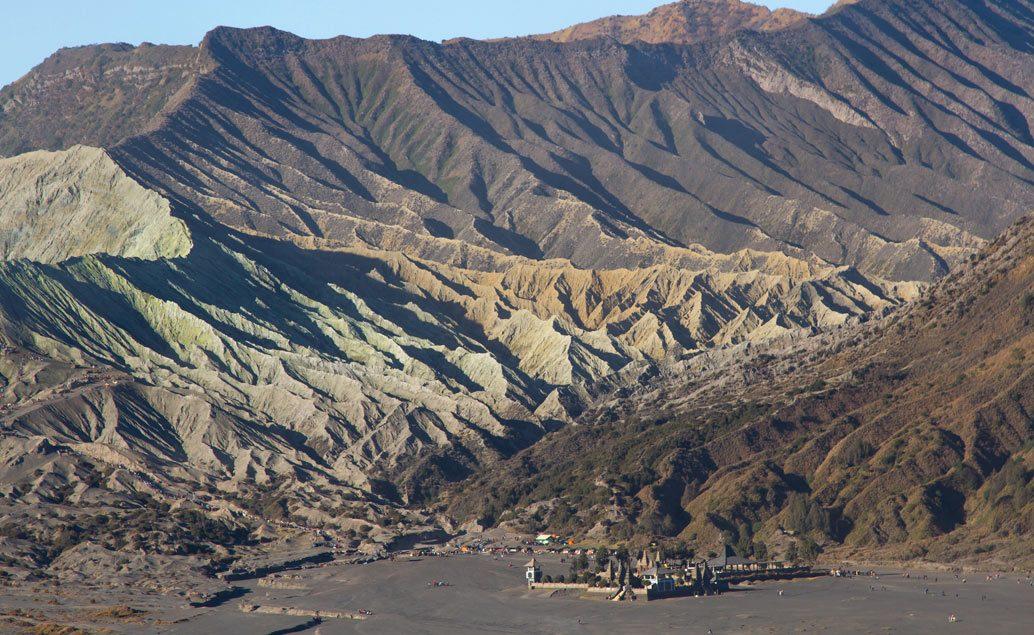 Majestátní sopka Bromo