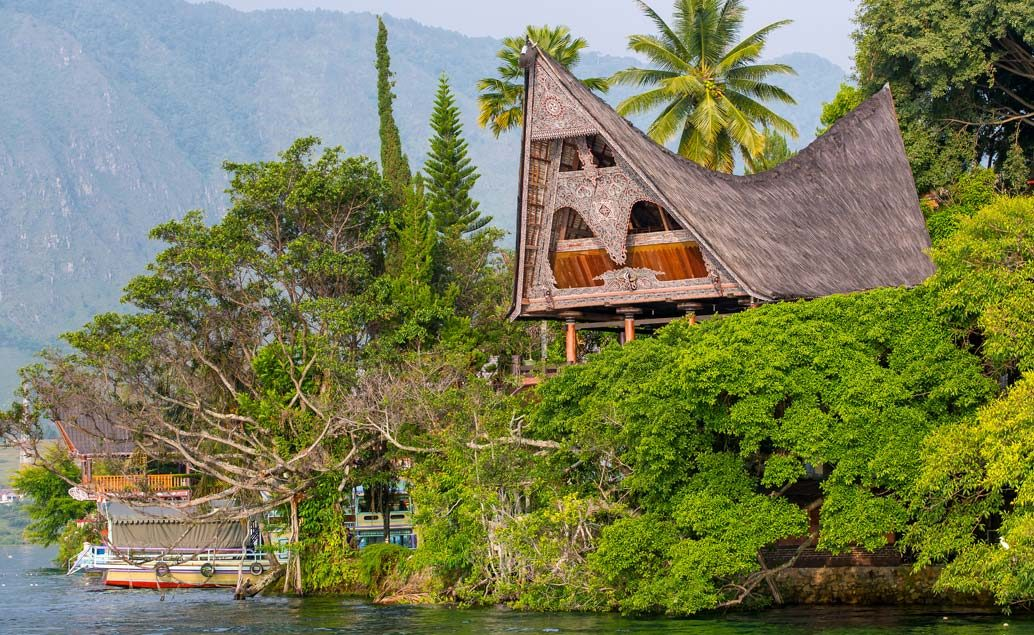 Králové Sumatry a jezero Toba