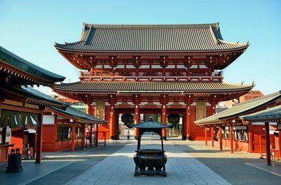 Zájezd Japonsko a relax na Bali